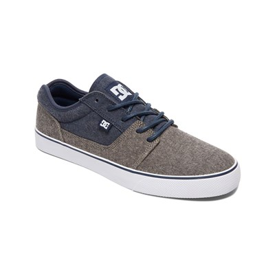 DC Shoes BASKETS BASSES BLEU Chaussure France_v3390