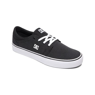 Distintivo Dc Shoes SNEAKERS BASSE NERO