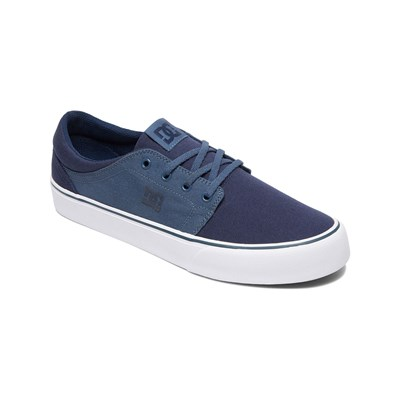 Dc Shoes LOW SNEAKERS BLAU