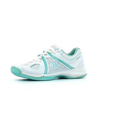 Wilson NVISION W CHAUSSURES DE TENNIS BLANC Chaussure France_v6014