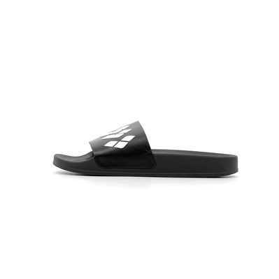 Arena TEAM STRIPE SLIDE SANDALES NOIR Chaussure France_v3246