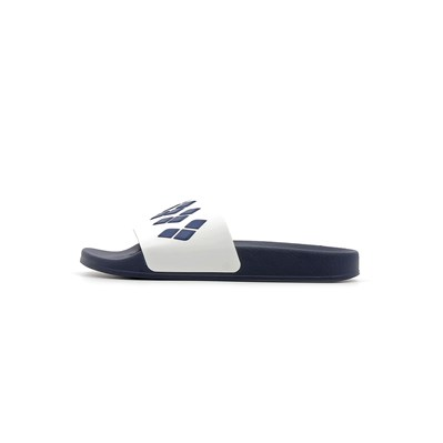 Arena TEAM STRIPE SLIDE SANDALES BLEU MARINE Chaussure France_v3245