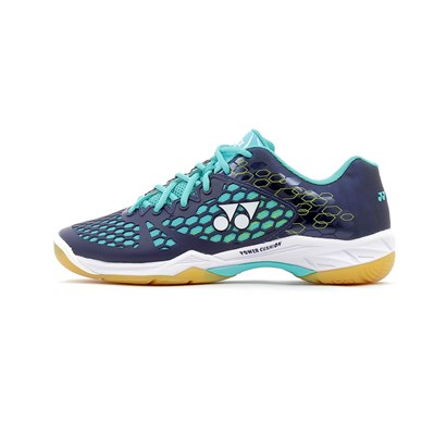 Yonex POWER CUSHION 03 HOMME CHAUSSURES DE TENNIS BLEU MARINE