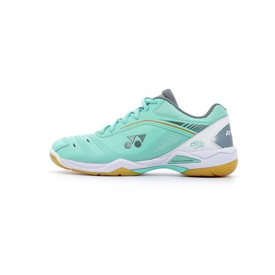 Yonex POWER CUSHION 65 WOMEN CHAUSSURES DE TENNIS VERT Chaussure France_v13485