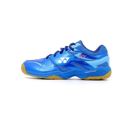 Yonex POWER CUSHION 55 CHAUSSURES DE TENNIS BLEU