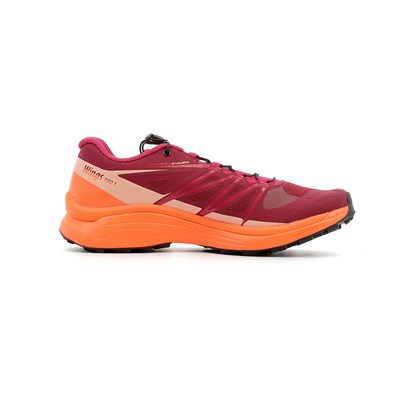 Salomon WINGS PRO 3 W CHAUSSURES DE RUNNING ROSE