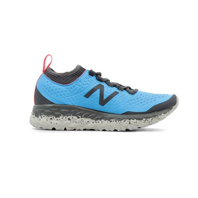 New Balance FRESH FOAM HIERRO V3 WOMEN CHAUSSURES DE RUNNING BLEU Chaussure France_v13769