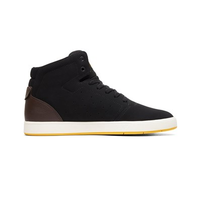 DC Shoes CRISIS HIGH BASKETS MONTANTES NOIR