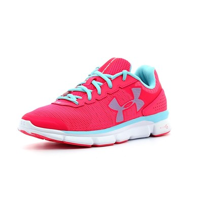 Under Armour W MICRO G SPEED SWIFT CHAUSSURES DE RUNNING ROUGE