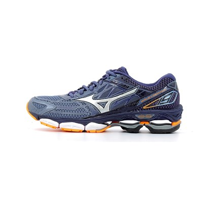 Mizuno WAVE CREATION 19 CHAUSSURES DE RUNNING GRIS Chaussure France_v17034