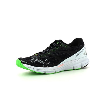 Under Armour CHARGED BANDIT CHAUSSURES DE RUNNING NOIR Chaussure France_v15790