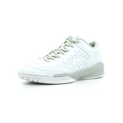 Peak TP LOW CHAUSSURES DE SPORT BLANC