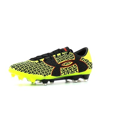 Under Armour CORESPEED FORCE 2.0 FG CHAUSSURES DE FOOT JAUNE