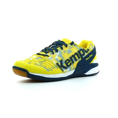 Kempa ATTACK ONE CHAUSSURES DE SPORT JAUNE