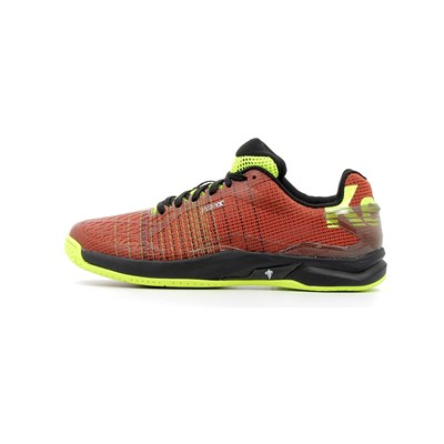 Kempa ATTACK TWO CONTENDER CHAUSSURES DE SPORT ROUGE