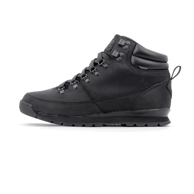 The North Face BACK-TO-BERKELEY REDUX LEATHER BOOTS BOOTS NOIR