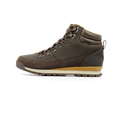 The North Face BACK-TO-BERKELEY REDUX LEATHER BOOTS BOOTS MARRON