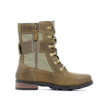 Sorel EMELIE CONQUEST BOTTES MARRON