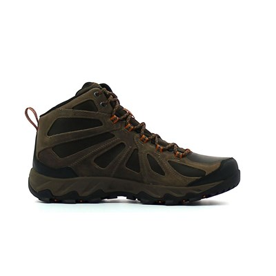Columbia PEAKFREAK XCRSN II MID LEATHER OUTDRY CHAUSSURES DE RANDONNÉE MARRON Chaussure France_v13481