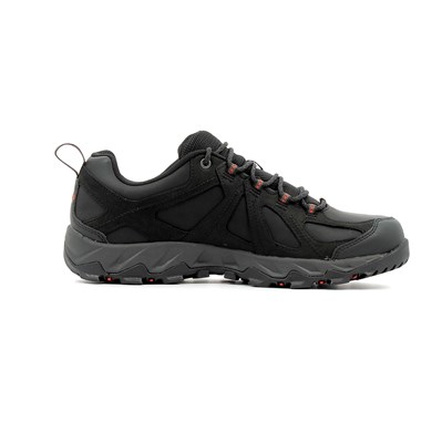 Columbia PEAKFREAK XCRSN II LOW LEATHER OUTDRY CHAUSSURES DE RANDONNÉE NOIR Chaussure France_v14118