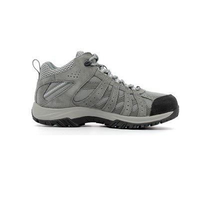 Columbia CANYON POINT MID WATERPROOF CHAUSSURES DE RANDONNÉE GRIS Chaussure France_v9598