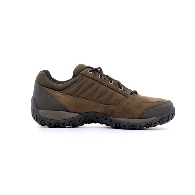 Columbia RUCKEL RIDGE PLUS WATERPROOF CHAUSSURES DE RANDONNÉE MARRON