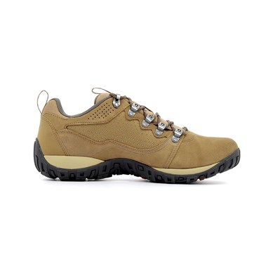 Columbia PEAKFEAK VENTURE LOW SUEDE WATERPROOF CHAUSSURES DE RANDONNÉE MARRON