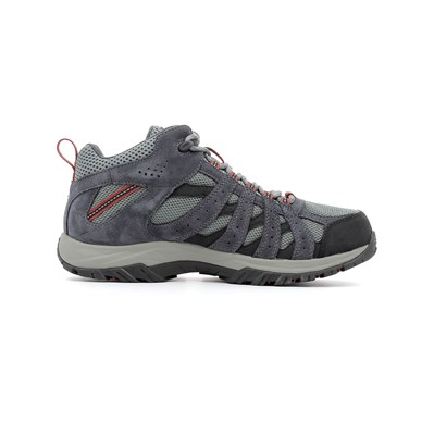Columbia CANYON POINT MID WATERPROOF CHAUSSURES DE RANDONNÉE BLEU MARINE Chaussure France_v10211