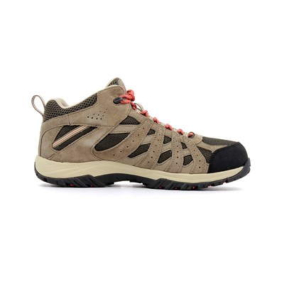 Columbia CANYON POINT MID WATERPROOF CHAUSSURES DE RANDONNÉE BEIGE Chaussure France_v10210