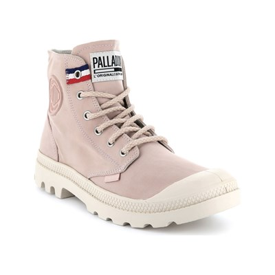 Palladium PAMPA HI BOOTS ROSE Chaussure France_v3290