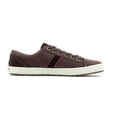 Helly Hansen ROSSNES BASKETS BASSES MARRON Chaussure France_v8958