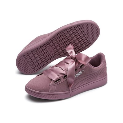 Caoutchouc Rose Vikky Puma 3006946 Baskets Basses wqFITIBOx4