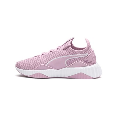 Puma WNS DEFY LOW SNEAKERS ROSA