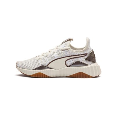 Puma WNS DEFY LOW SNEAKERS NATURFARBEN