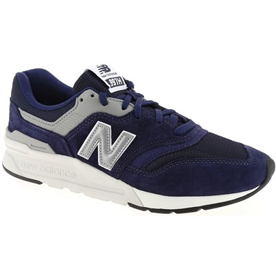 New Balance CM997 BASKETS BASSES BLEU MARINE Chaussure France_v10328