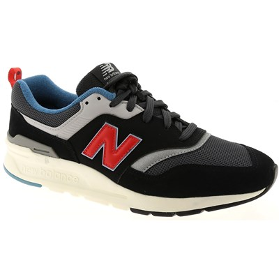 New Balance CM997 BASKETS BASSES NOIR Chaussure France_v10329