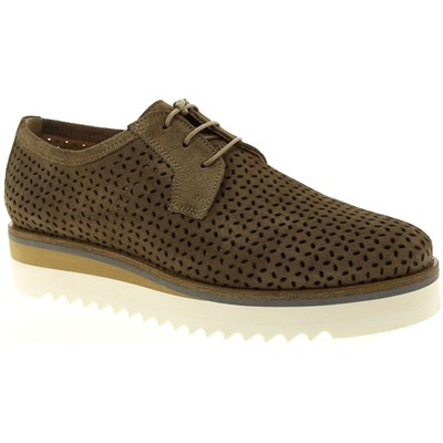 MURATTI DERBIES TAUPE Chaussure France_v14945