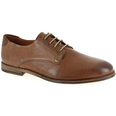 Kost ACID DERBIES COGNAC Chaussure France_v12732