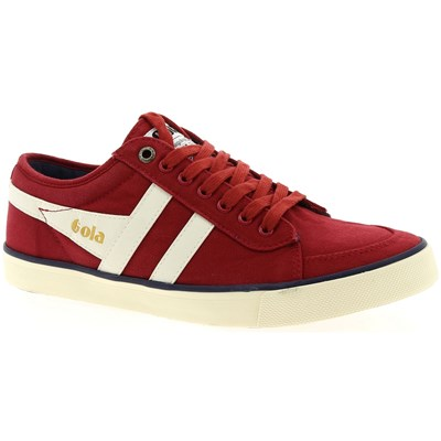 Gola DERBIES ROUGE Chaussure France_v5218