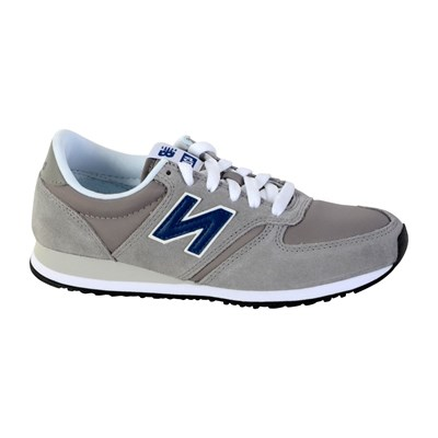 New Balance U420 BASKETS BASSES GRIS Chaussure France_v7677