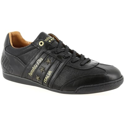 Pantofola d'Oro BASKETS BASSES NOIR Chaussure France_v11833