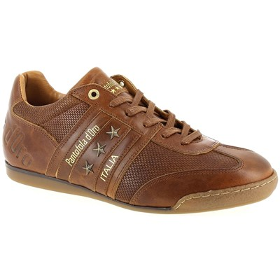Pantofola d'Oro BASKETS BASSES MARRON Chaussure France_v11832