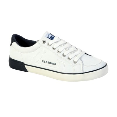 Redskins SABARO BASKETS BASSES BLANC Chaussure France_v5240