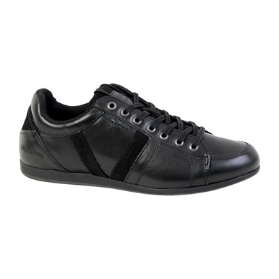 Chaussures Homme | Redskins WESTY BASKETS BASSES NOIR