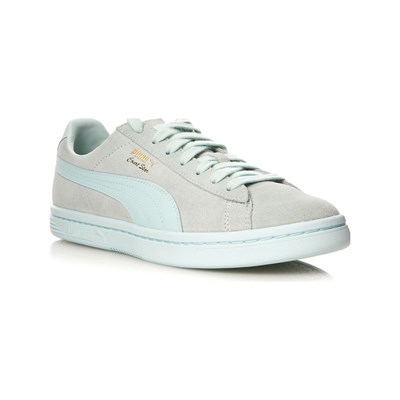 Puma COURT STAR BASKETS BASSES GRIS Chaussure France_v5544
