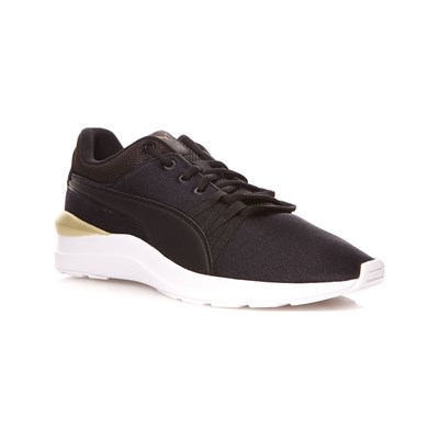 Puma ADELA LOW SNEAKERS SCHWARZ