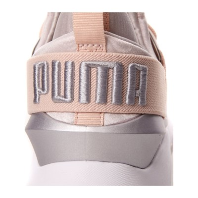 3006837 Rose Basses Caoutchouc Puma Satin Muse Baskets Ii xqxO0v1