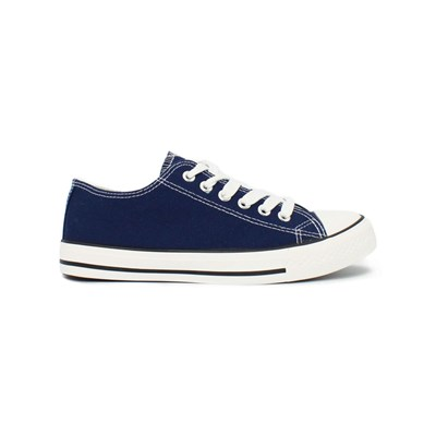 Chaussures Homme | Kebello BASKETS BASSES BLEU MARINE