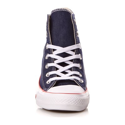 Baskets Caoutchouc 3061117 Basses All Converse Chuck Star Love Taylor Brut Bleu wRXpCqx
