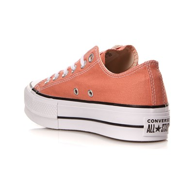 3061138 Lift Star Converse Caoutchouc Corail All Baskets Chuck Taylor Basses xqfa1HRf